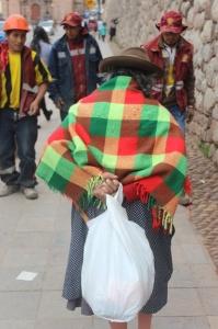 Cusco - ulica